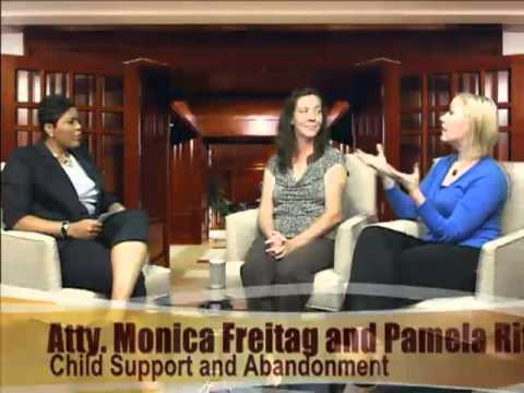 Child Support and Legitimation with Atty Monica Freitag and Pamela Richie.flv