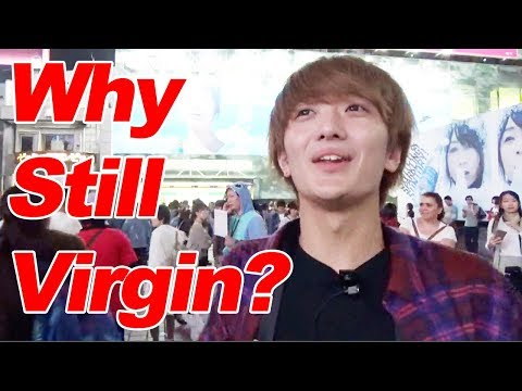 Virgin Guys in Japan (interview) | Why They're Still Virgin