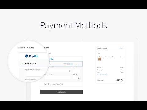Payment Methods | BigCommerce Tutorials