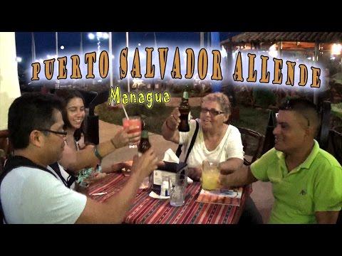 Nicaragua, Managua, Port Salvador Allende, Puerto Salvador Allende