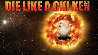 "Mod Showcase ""Die Like a ChiKen"" Explosive Chicken w/ Bodil and Baki"