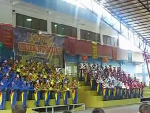 Cheering Squad NORSU-G (STRIKERS 2012)
