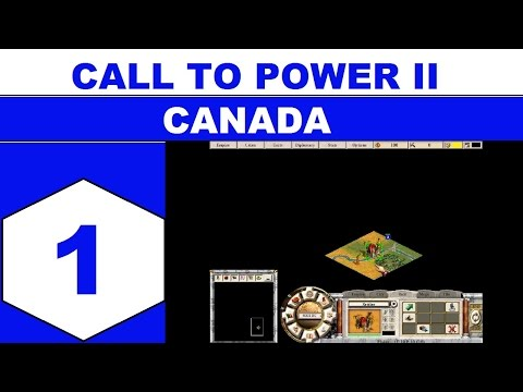 Let's Play Call to Power II (2000) - Canada - Episode 01