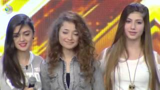 Grup Ahenk Performansı X Factor Star Işığı HD