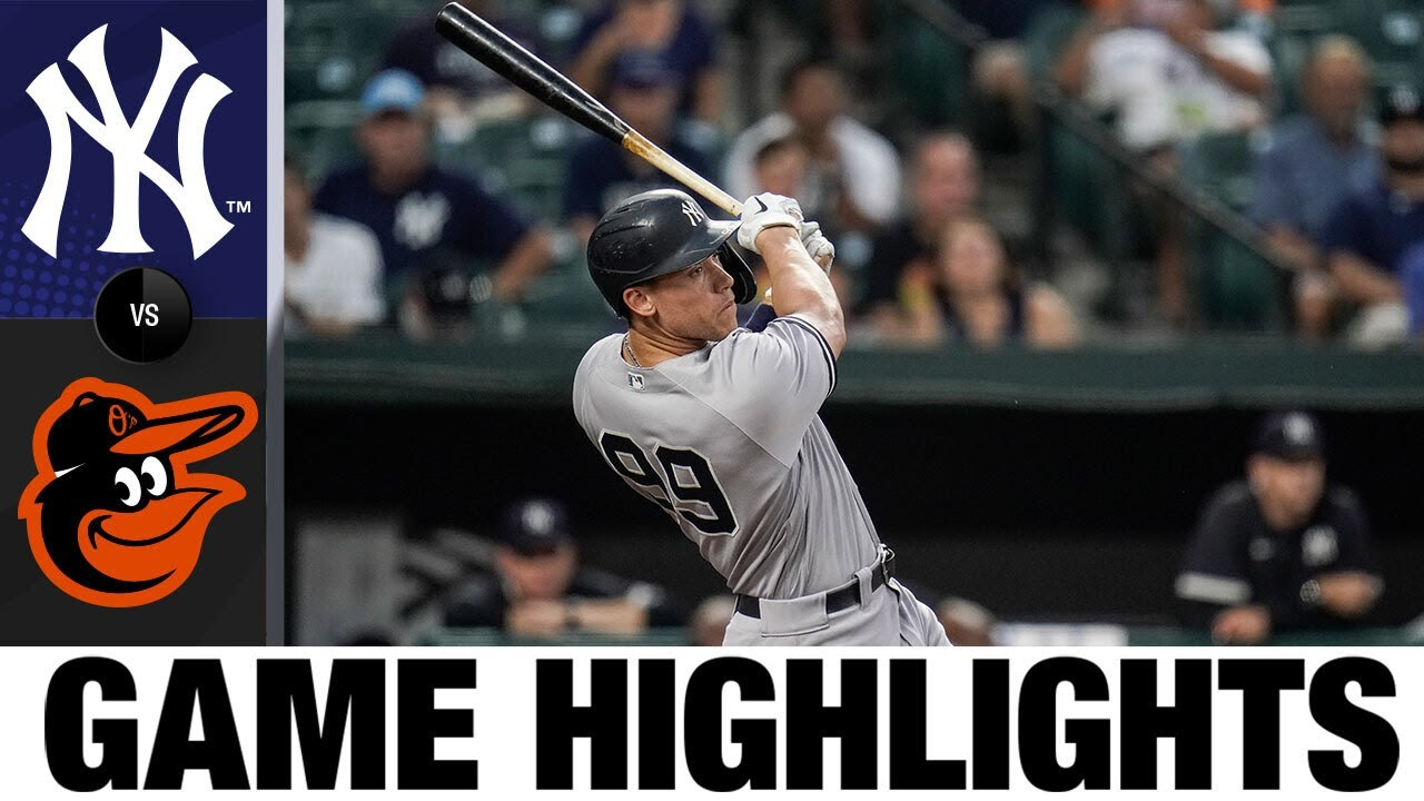 Download Yankees vs. Orioles Game Highlights (9/14/21) | MLB Highlights