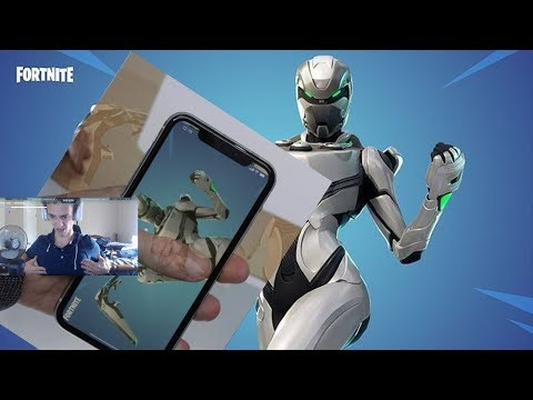 pretty nice a21f7 68d22 how to get the iphone xs skin in fortnite...