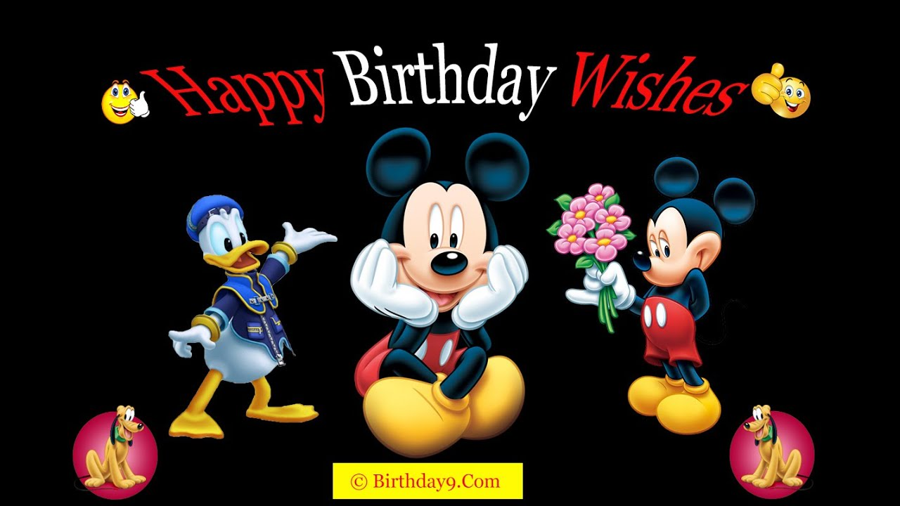 Happy birthday wishes quotes and messages for friends youtube kristyandbryce Choice Image