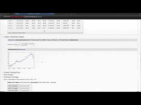 Financial Data Feeds in Wolfram Finance Platform