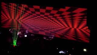 Jean Michel Jarre -- Rendez Vous 3  ---  Les Chants Magnetiques 2  --  Oberhausen 06-03-2010