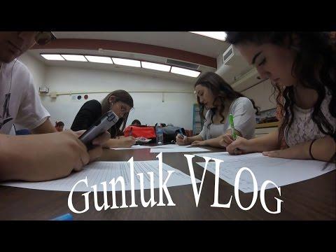 Vlog#12 - Amerika'da Lise'nin Son Haftasi / Gunluk Lise Hayati