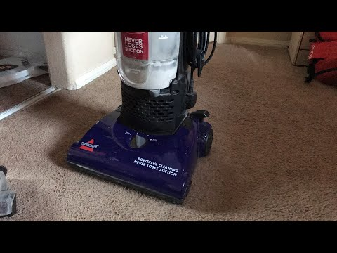 Cleaning my Bissell powerforce helix 1240