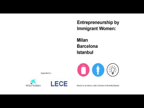 Entrepreneurship by Immigrant Women