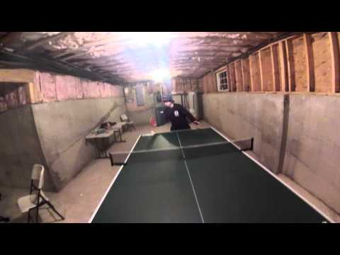 Go Pro Ping Pong