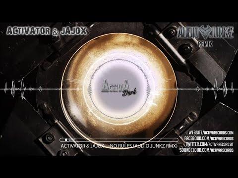 Activator, Jajox - No Rules (Audio Junkz Rmx) - Official Preview (Activa Dark)