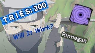 TRYING 200 SPINS FÜR RINNEGAN!! | ROBLOX | Naruto Beyond