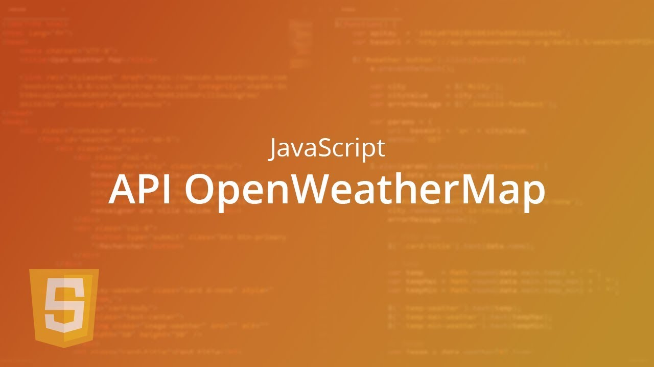 Openweathermap Weather Map Layers API (Overview