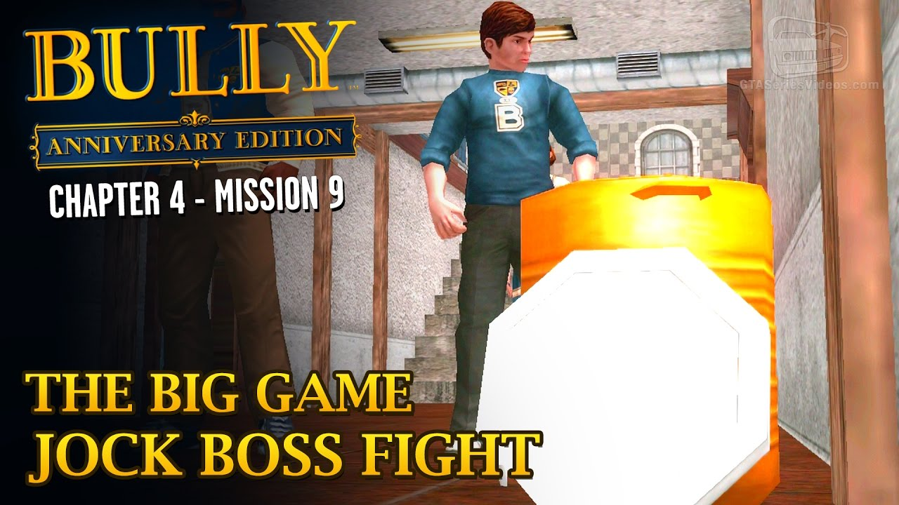 Bully Game Missions List