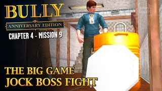 Bully: Anniversary Edition - Mission #52 - The Big Game