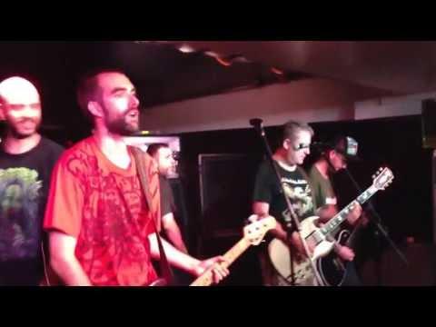 Jartos De Aguantar - Narco + Reincidentes (La Sevilla Del Diablo) @Studio54 Leon 9 Junio 2012 mp3
