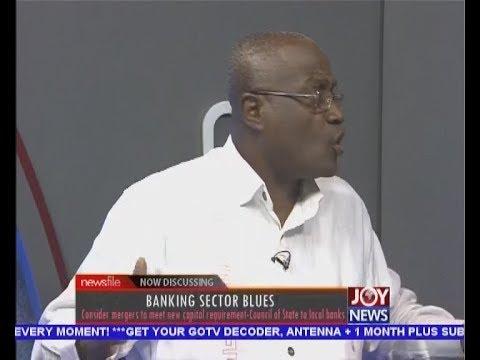 Banking Sector Blues - Newsfile on JoyNews (19-5-18)