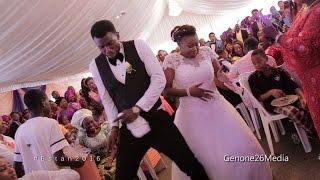 Nigerian Wedding Ese and Stanley  2016