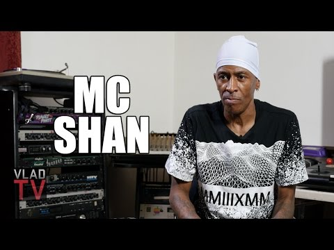 MC Shan on KRSOne Dissing Him on South Bronx & Bridge Is Over