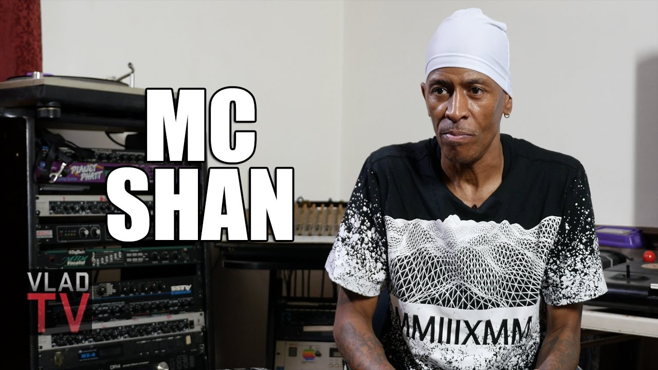"MC Shan on KRS-One Dissing Him on ""South Bronx"" & ""Bridge Is Over"""