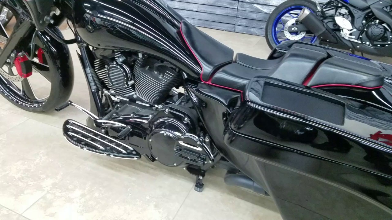 2009 Hd Custom Road Glide Youtube