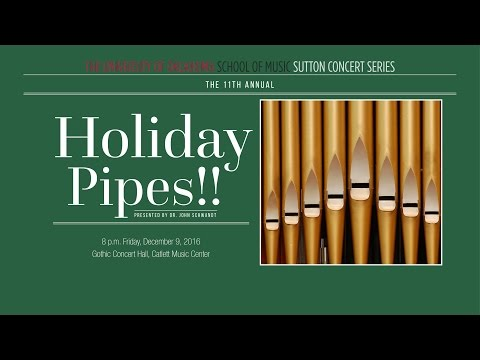 Annual Holiday Pipes, December 9th, 2016