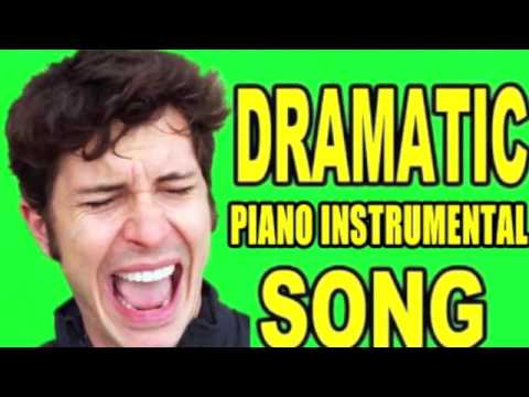 DRAMATIC SONGToby Turner Piano Instrumental HD