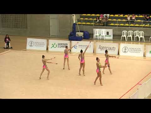 U.S. Junior Group - 10 Clubs Final - 2018 Pacific Rim Championships