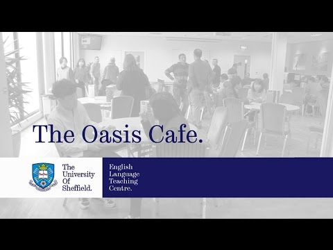 English Language Teaching Centre - The Oasis Cafe