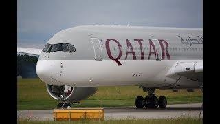 Airbus A 350-900 QATAR HD