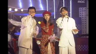 Shim Eun-ha&Kim Won-jun&Son Ji-chang - Theme of Final Jump, 심은하&김원준&손지창 - 마지