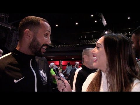 "JAMES DEGALE ON THE EUBANKS: ""IT'S PATHETIC! /SR IS MAKING A LOT OF ENEMIES IN BOXING!"""