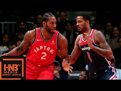 Toronto Raptors vs Washington Wizards Full Game Highlights | 01/13/2019 NBA Season