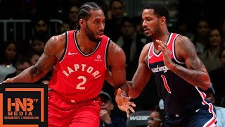 Toronto Raptors vs Washington Wizards Full Game Highlights   01/13/2019 NBA Season