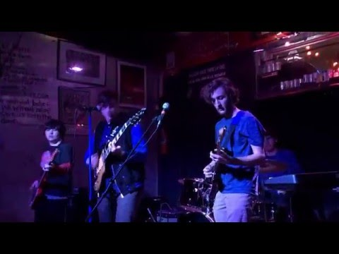 Disappearing Act - Blue Frequency live at Deep South