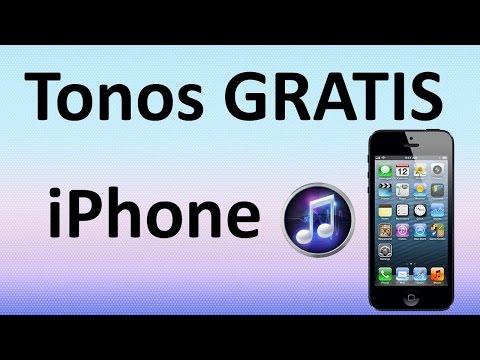Como descargar tonos de llamada gratis! iPhone ) iOS 9.3.1