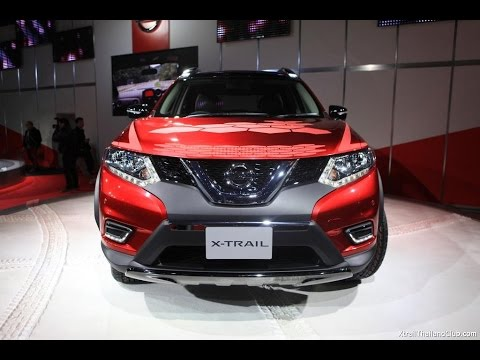 NEW NISSAN X-TRAIL NEW DESIGN SPORTY NEW