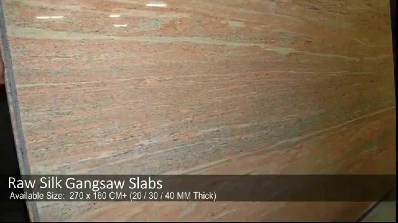 Raw Silk Granite YouTube