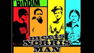 "NORRIS MAN ""Jah Will Be There"""