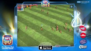 AFL Live 2 for iOS