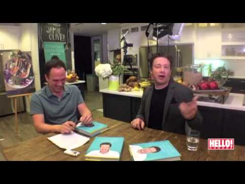 """Jamie Oliver shares his secrets for cooking """"sexy food"""""""