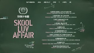 Video BTS - Skool Luv Affair (Full Album) download MP3, 3GP, MP4, WEBM, AVI, FLV April 2018