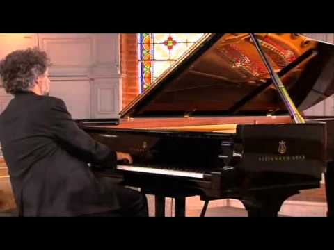 François Frédéric Guy - Festival de St Riquier - LIVE