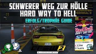 The Crew 2  Schwerer Weg zur HölleHard way to Hell  ErfolgTrophäe  Guide
