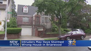 Intruders May Have Stormed Wrong Home In Briarwood, Queens