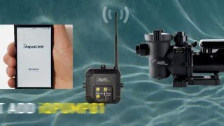 Save Money With Smart Pool Pump Control on Your Phone- Introducing the iQPump01!