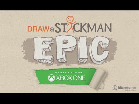 Draw A Stickman: EPIC for Xbox One- TRAILER - YouTube